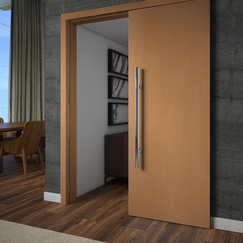 Kit Porta de Correr, um ganho na organização e decoração de ambientes